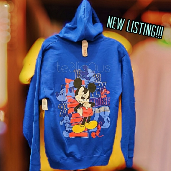Disney Sweaters - DISNEY PARKS 1928 MICKEY MOUSE SWEATER